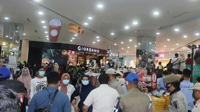 Palembang Zona Merah, Kapasitas Mal dan Kafe Maksimal 50 Persen, Operasional Sampai Pukul 21.00