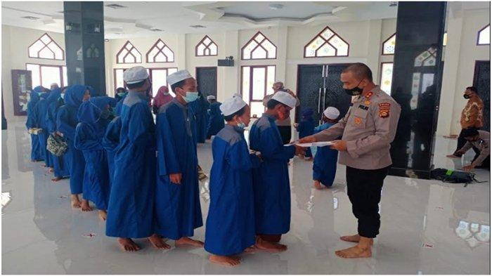 Polda Sumsel Gelar Doa Bersama Sambut Ramadan 1442 H dan Perlindungan Sumsel dari Ancaman Karhutla