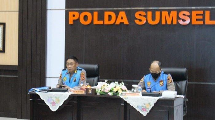 Polda Sumsel Gelar Sidang Terbuka Penetapan Kelulusan Akhir Penerimaan Bintara hingga Tamtama 2021