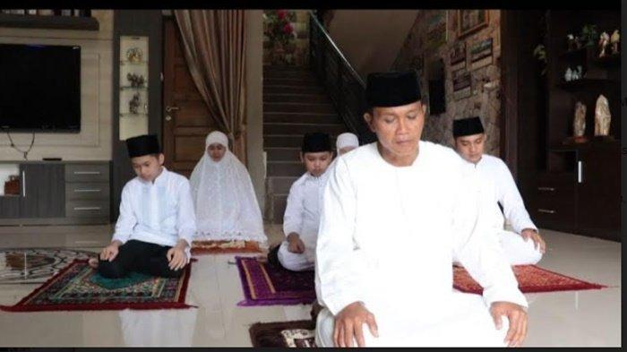 Polda Sumsel Imbau Salat Idul Fitri I Syawal 1442 H di Rumah, Guna Memutus Mata Rantai Covid 19