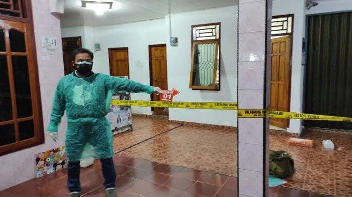 Sugiarto Manajer Hotel Griya Sintesa Muara Enim Tewas di Kamar Kos,Ini Keseharian Korban