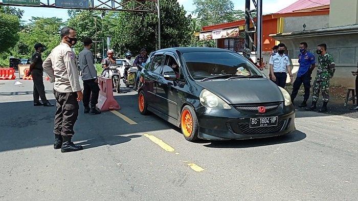 Cerita Sopir Travel Lubuklinggau-Palembang, Lolos Penyekatan Karena Melintas Siang Hari