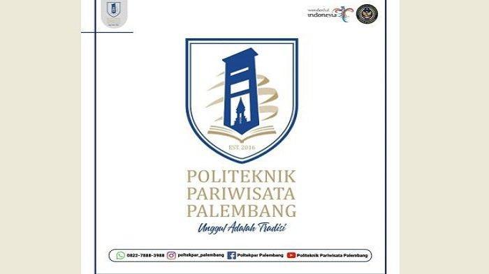 Poltekpar Palembang Innovation, Adaptable, Collaboration