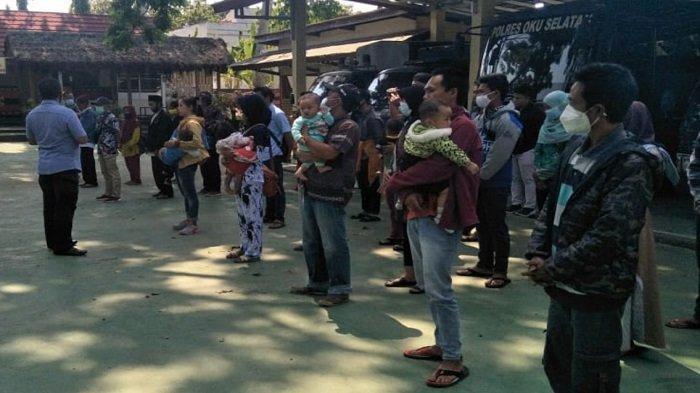 Polres OKU Selatan Kirim 18 Warga Bibir Sumbing Operasi Gratis di Palembang