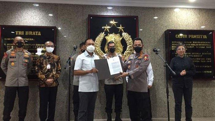 6 Fakta Piala Menpora 2021, Direstui Jokowi, Diizinkan Kapolri, Pemain Diberi Vaksin