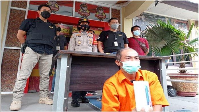 Pelaku Sumbangan Fiktif  di Palembang Ditangkap Karena Curi Ponsel