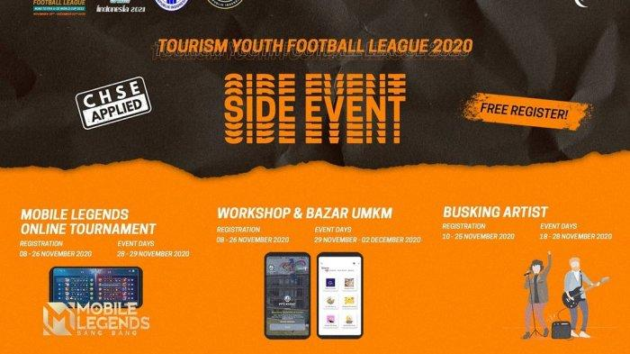 Poltekpar Palembang Gelar Event Sepakbola dengan Penerapan CHSE
