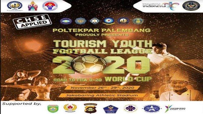 Poltekpar Palembang Gelar Event Road to FIFA World Cup U-20
