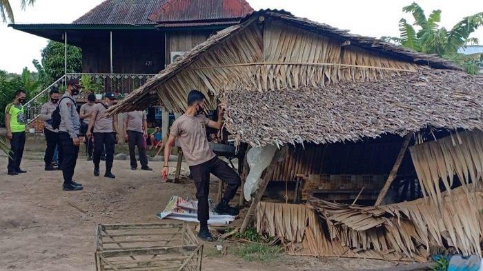 Robohkan Pondok Sarang Narkoba dan Judi di Tanjung Raja, Polisi : Kita Cabut ke Akar-akarnya