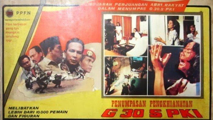 Nonton Film Pengkhianatan G30S PKI Full Movie Gratis, Link Streaming dan Donwload di Sini