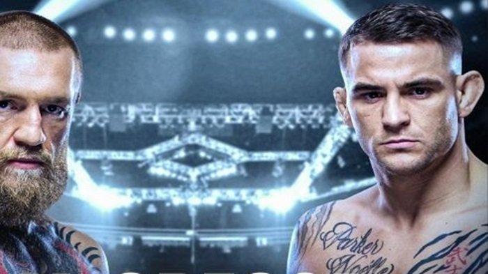 Hasil UFC 257 : Dustin Poirier Kalahkan Conor McGregor di Ronde 2