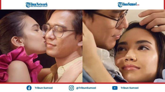 Rangga Azof Ungkap Cinta ke Haico di Video Lagu 'Bahagia Bersamamu', Intim Usai Samudra Cinta Tamat