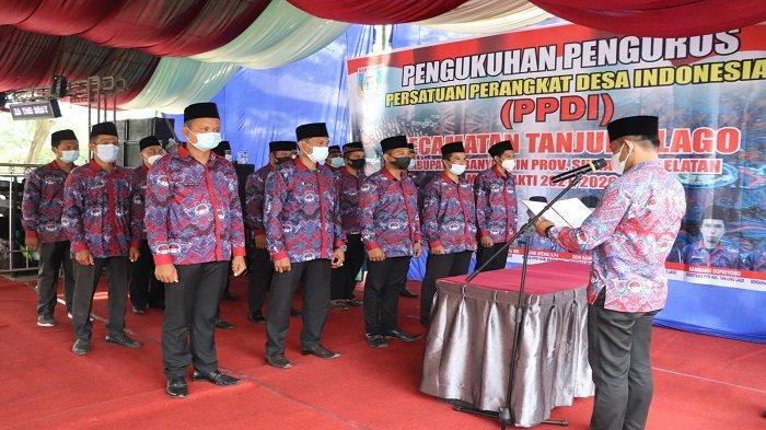 PPDI Kecamatan Tanjung Lago Dikukuhkan