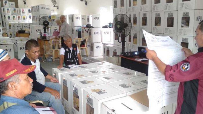 Eddy Santana dan Ishak Mekki Banyak dapat Suara di Ilir Timur 2 Palembang, Perhitungan Masih Jalan