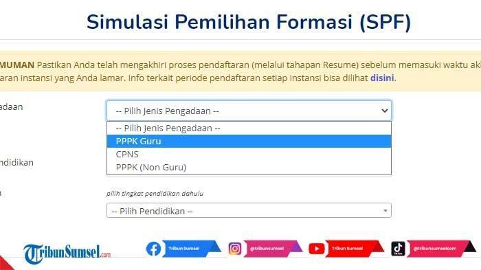 Hal Ini Perlu Dipertimbangkan oleh Guru Sekolah Swasta yang Ingin Mendaftar Seleksi PPPK 2021