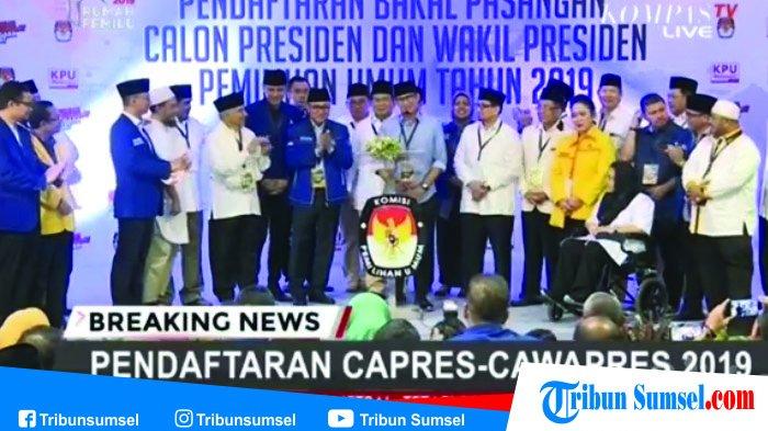 Pengamat Politik Unsri : Prabowo Blunder Pilih Sandi, Peluang Kecil Kalahkan Jokowi-Ma'ruf