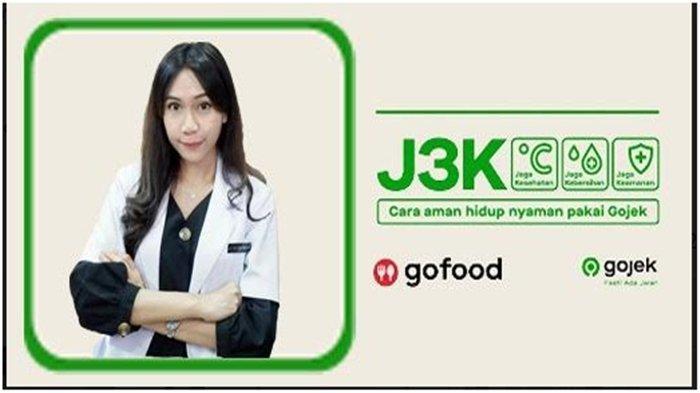 Praktisi Kesehatan: Program J3K Gojek Membuat Masyarakat Bisa Tetap Produktif Dengan Prokes