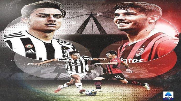 Prediksi Susunan Pemain Juventus vs AC Milan di Liga Italia, Banyak Kehilangan Para Pemain Penting