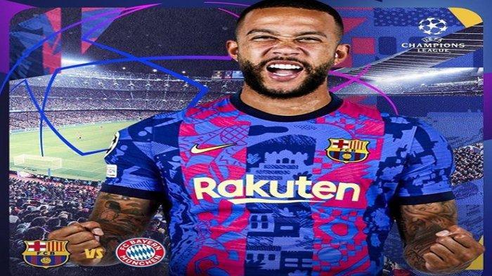 Prediksi Susunan Pemain Barcelona vs Bayern Munchen Penyisihan Grup E UCL, Blaugrana Tampil Pincang