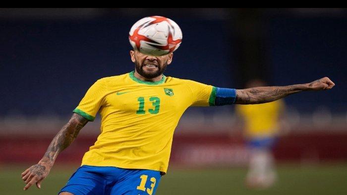 Prediksi Susunan Pemain Brasil vs Spanyol di Final SepakbolaOlimpiade Tokyo 2020, Skuad Lengkap
