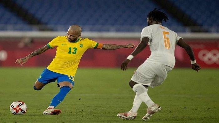 Dani Alves Pesepakbola Tersukses di Dunia, Medali Emas Olimpiade 2020 Jadi Gelar ke 44 Ini Daftarnya
