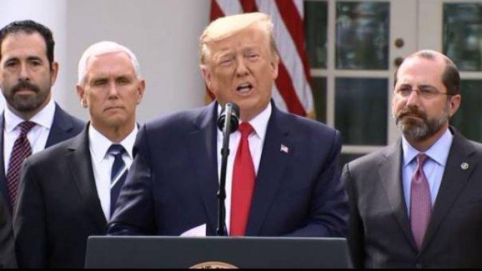 Donald Trump Gugat 3 Negara Bagian Gegara Kalah dari Joe Biden, Minta Penghitungan Suara Distop