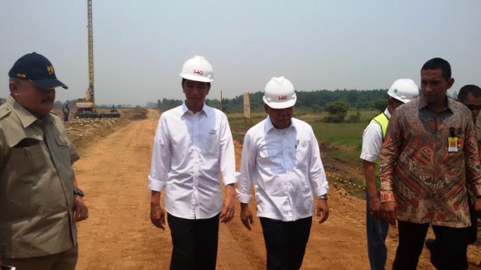 Jokowi Dijadwalkan Kembali ke Ogan Ilir
