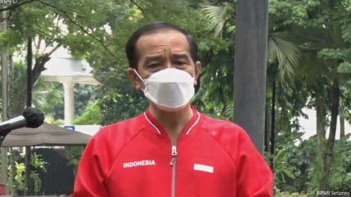 Presiden Jokowi Minta Pembelajaran Tatap Muka Hanya 2 Hari Sepekan, Tak Boleh Lebih 2 Jam Sehari