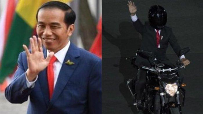 Sindiran Fadli Zon : Lebih Heroik Aksi Panjat Tiang Joni, Ketimbang Stuntman Akrobat Motor Jokowi