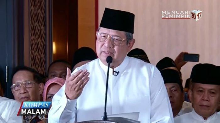 SBY Ungkap Soal Kesunyian di Kapal Selam, Sampaikan Duka untuk 53 Awak KRI Nanggala-402 yang Gugur