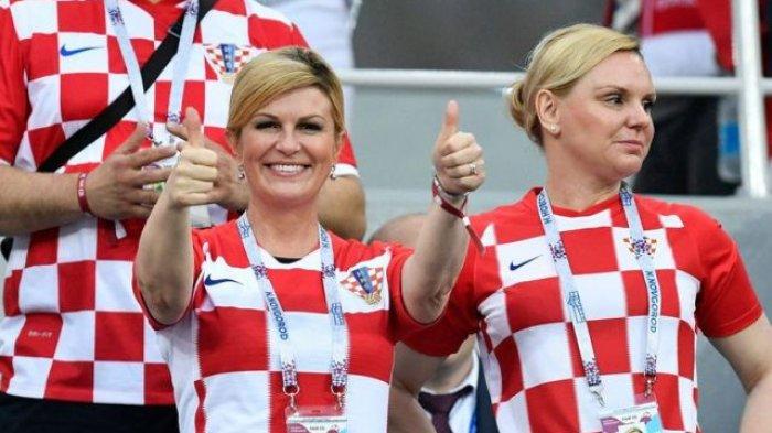 Presiden Kroasia Viral Usai Rayakan Kemenangan di Depan Perdana Menteri Rusia, Lihat Ekspresinya