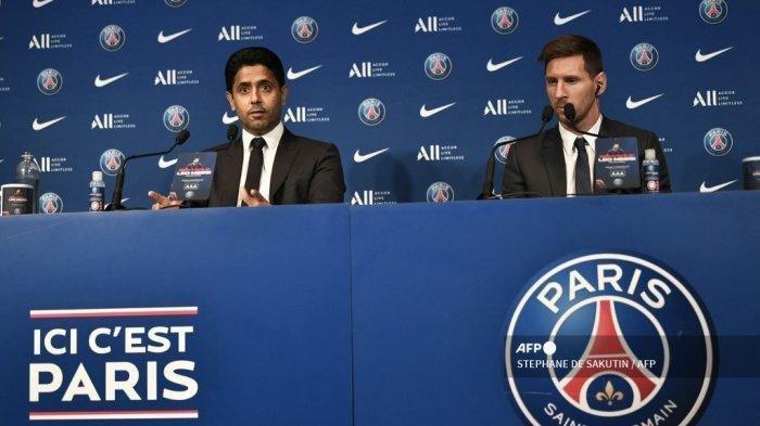 Bos PSG Sebut Tak Ada Alasan Jual Kylian Mbappe Meski Lionel Messi Telah Bergabung