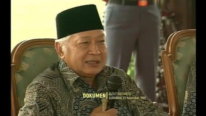 10 Quotes Bijak dan Motivasi dari Presiden ke-2 Republik Indonesia, H M Soeharto