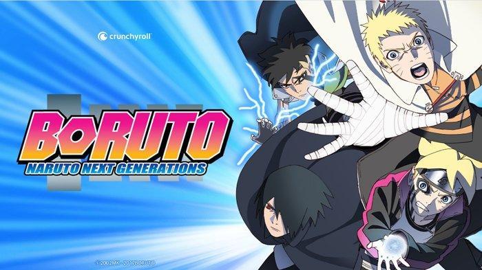 Nonton Anime Boruto Episode 217 Sub Indo Anoboy Full Movie, Link Streaming di Sini