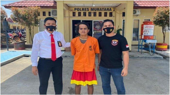 Pria di Muratara Ini Ngaku Sudah 6 Kali Mencuri Perabotan Rumah Warga, Hasilnya untuk Beli Narkoba
