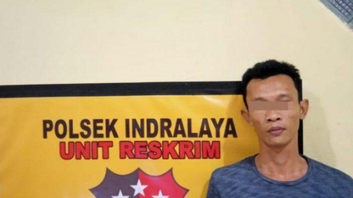 Gelapkan Mobil, Pria Muda Diringkus Unit Reskrim Polsek Indralaya