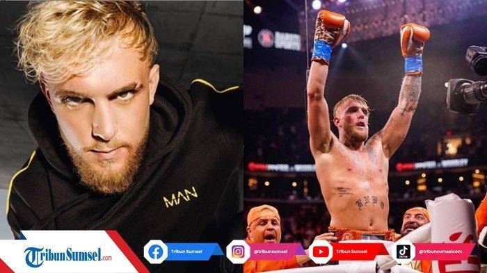 Profil Jake Paul, YouTuber yang Kalahkan Mantan Juara UFC, Tyron Woodley, Dijuluki Anak Bermasalah