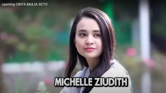 Michelle Ziudith Resmi Perankan Siska Jadi Pasangan Stefan William Di Badai Pasti Berlalu Sctv Tribun Sumsel