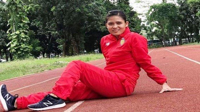 Biodata Profil Sri Maya Sari, Atlet Sumsel Pecahkan Rekor Nasional Lari 400 Meter Putri