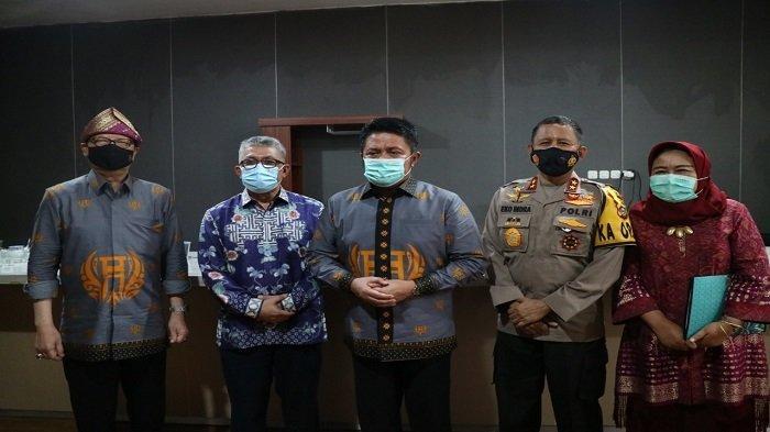 Gubernur Sumsel Herman Deru Sampaikan Dua Arahan Di Masa Tenang Pilkada