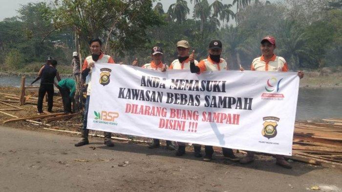 Jelang hari Sumpah Pemuda, Polsek Tanjung Agung gelar program Paten Mas