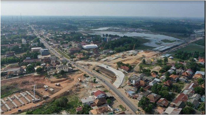 Meski Ada Lahan Belum Bebas, Tol Indralaya-Prabumulih Tetap Ditarget Rampung Tahun 2022