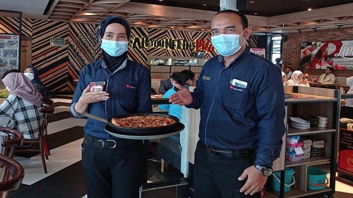 Promo Makan Pizza SepuasnyaRp 59 Ribu, Berikut Syarat dan Ketentuannya