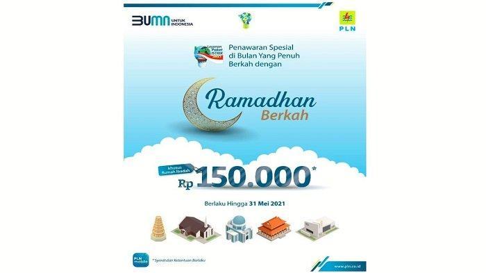Promo PLN Ramadhan Berkah