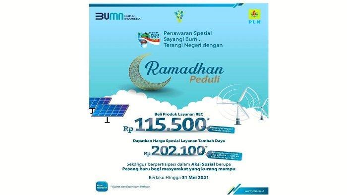Promo PLN Ramadhan Peduli