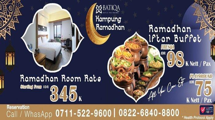 Kampung Ramadhan Batiqa Hotel Palembang