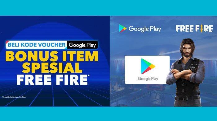 Promo Top Up Game FF (Free Fire) di DANA, Ini Cara Dapatkan Promo Bonus Item Spesial FF