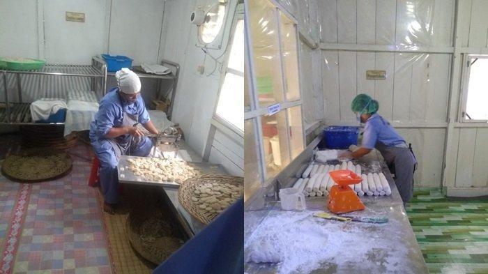 439 KG Kerupuk Ikan Gabus Dikapalkan ke Singapura, UMKM Binaan Pusri Tembus Pasar Internasional