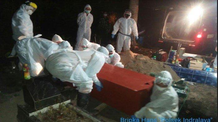 Alasan Takut Warga Tertular Virus, Pemakaman Jenazah Pasien Covid-19 di Ogan Ilir 5 Kali Ditolak