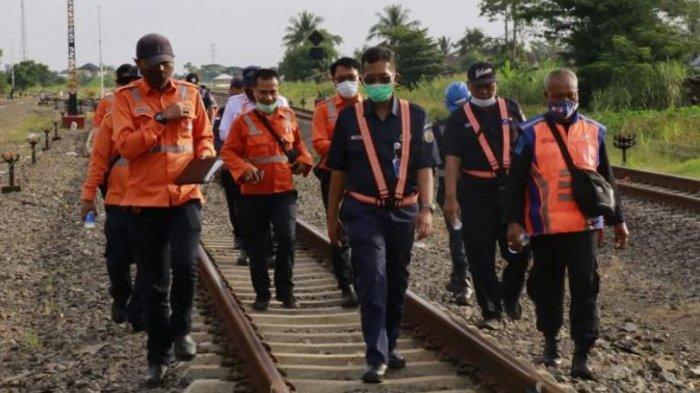 Antisipasi Musim Hujan, PT KAI Divre III Palembang Siapkan AMUS